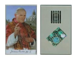 Benedizione Elettronica Giovanni Paolo II